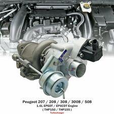 Turbo Turbocharger Fits Peugeot 207 208 308 3008 508 RCZ 1.6L EP6CDT THP155 K03