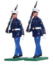 Britains United States Marine Corps arruolati uomini Marching 48001
