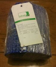 "HABASIT SM605 SMOOTH MESH ACETAL BLUE, 8"" x 10', POLYPROPYLENE, NEW, FREE SHIP"