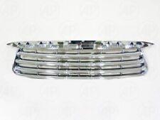 Chrome Black Front Grille BENZ Style Fit Toyota Toyota SW4 Fortuner 2008-2010