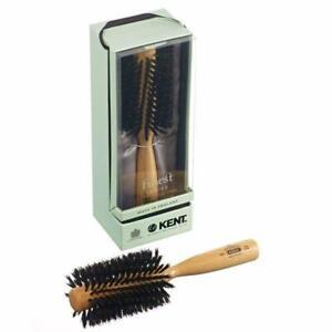 KENT Ladies LBR2 Pure Bristle Medium Spiral Brush