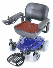 """Comfortcare Incontinence Protection Wheelchair Pad- Burgundy 40x50cms, 16"""" x 20"""""""