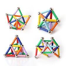 84 PCS Magnetic Blocks Magnetic Building Sets Magnetic Toys for Kids Children