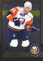 2008-09 O-Pee-Chee OPC Metal Parallel Hockey Cards Pick From List
