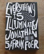 EVERYTHING IS ILLUMINATED by Jonathan Safran Foer - 1st/1st - HCDJ - 2002 - NF