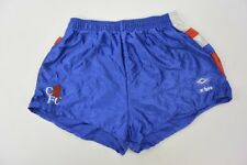 The Blues 1991-1993 UMBRO Chelsea FC Home Shorts SIZE 76cm-30 (XS adults)