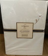 Catherine Lansfield Vintage Natural Single Bed Set 'Emily' NEW & SEALED (A21)