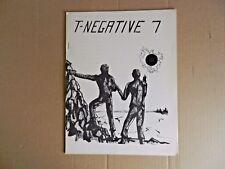 (Star Trek) T-Negative Fanzine #7 (1972) [Ruth Berman]
