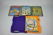Active Pad Learning System Lot  (System, Books and Cartridges)   -  Pre-owned