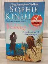 Wedding Night by Sophie Kinsella Paperback Used Book In Acceptable Condition