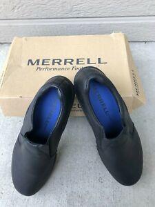 MERRELL Jungle Moc Midnight Slip-On Shoe Loafer Men's size 10.5 US Medium J60889