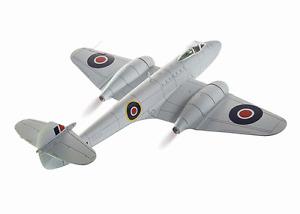 Corgi Aviation Archive Gloster Meteor F3 YQ-Q 616 Squadron 1/72 Scale AA27402