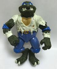 New listing 1993 Wolfman Leonardo Ninja Turtles Collectible Tmnt Vintage Figure