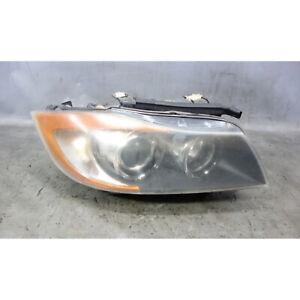 Damaged 2006-2008 BMW E90 E91 3-Series Right Xenon Adaptive Headlight Lamp OEM