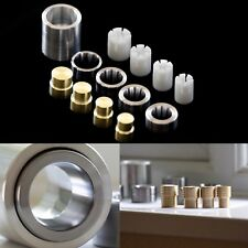 High Grade Tool Steel Coin ring Swedish Wrap easy stoke set C/W Brass Pushers