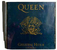 QUEEN - GREATEST HITS VOL II 2 CD 80S 90S