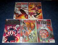 STAR WARS TIE FIGHTER 1 2 3 4 5 1st print set MARVEL COMIC Jody Houser NM SW