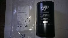 IVECO OIL FILTER P/N 2995561 - EX ARMY RESERVE