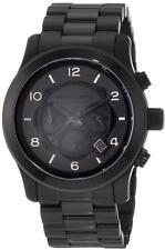 Michael Kors Black Ion Plated   Mens Watch MK8157