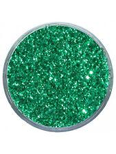12ml SNAZAROO Verde Brillante Glitter Polvere Costume Halloween FACE PAINT Makeup