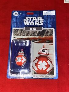 2020 STAR WARS DISNEY PARKS EXCLUSIVE BB-H20 DROID FACTORY HOLIDAY CARDED