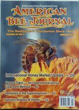 American Bee Journal Jan 2017 International Honey Market Update Free Shipping sb