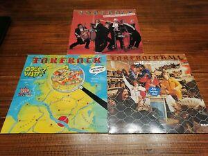 6 LPs Vinyl Torfrock Im Hühnerstall Oder Watt? Torfmoorholmer Hitparade Vierter