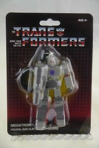 Transformers Bag Clip / Keychain G1 - 1980's Style  Megatron  Decepticon Hasbro