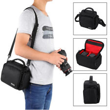 Caden D11 Lightweight Sling Camera Bags Nylon Protective Case Pouch w/ Strap CM
