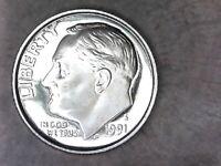 UNITED  STATES   10 Cents   1996 P   UNC  *
