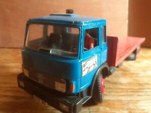 Britains Ford lorry iveco animal transporter