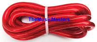 4 Gauge 10' ft Red Auto PRIMARY WIRE 12V Car Boat RV Wiring HD Amp Power Cable