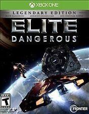 Elite: Dangerous -- Legendary Edition (Microsoft Xbox One, 2017)