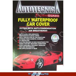 Stormguard Car Cover FULLY WATERPROOF FLEECE LINING Nissan Skyline 2Dr Pulsar