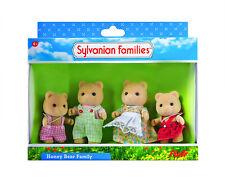 Sylvanian Families Calico Critters Honey Bear Family