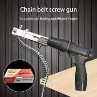 Electric Drill Auto Screw Chain Belt Screw Gun Converter Lianfa Screwdriver Gun