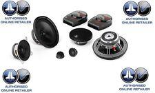 """JL Audio C5-653 6.5"""" 17cm 3 Way Component Car Speakers 1 Pair"""