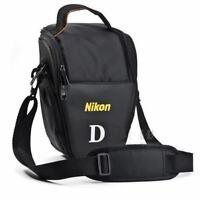 For Nikon D300S D3000 D5000 D90 D40 D80 D5300 D5200 D5100 CAMERA BAG CAMERA CASE