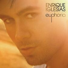 Enrique Iglesias - Euphoria [New CD] UK - Import