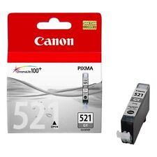 CLI-521BK-2933B001 CARTUCCIA ORIGINALE CANON PIXMA IP4600
