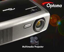 Optoma DS211 HD Ready (3000 ANSI Lumens, SVGA, 3500:1) DLP VGA>HDMI Projector 🎥
