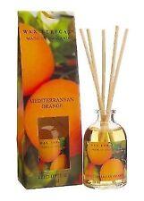Wax Lyrical 50 Ml Reed Diffuser Mediterranean Orange