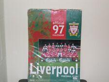 Vintage Liverpool FC Official 1997 Calendar