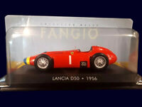 FANGIO COLLECTION - LANCIA D50 (1956) Diecast 1:43 La Nacion ARGENTINA