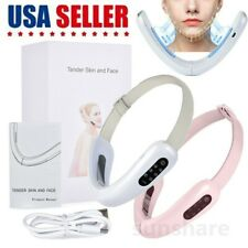 V-Face Lifting Instrument Masseter LED Photon Therapy Double Chin Removal Tools