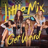LITTLE MIX - GET WEIRD  CD NEU