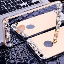 Luxury Bling Crystal Glitter Diamond Mirror case fore Iphone 6/6s/6plus/7