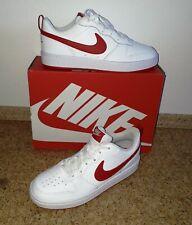 Nike Air Court Damen weiß/rot so schön gr.39 NEU&OVP Weihnachten
