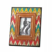 Accent Plus Wooden 4 X 6 Photo Frame