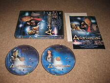 ANDROMEDA SEASON 4 COLLECTION 1 DVD  - GENE RODDENBERRY